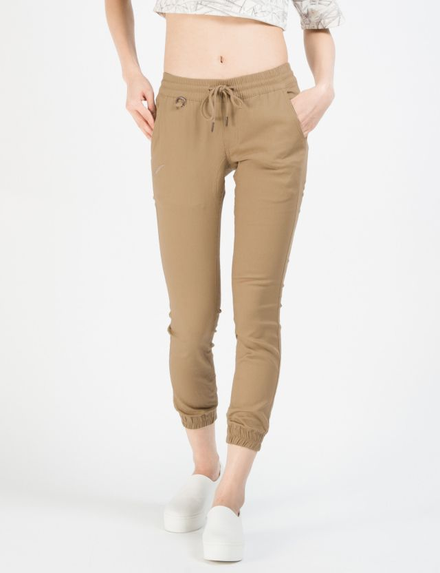 76238aba692fe5 PUBLISH Khaki Women Sprinter Jogger Pants | Fashion | Khaki pants ...