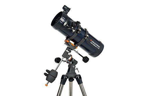 Celestron 21045 powerseeker 114eq reflector telescope b0000y8c2y