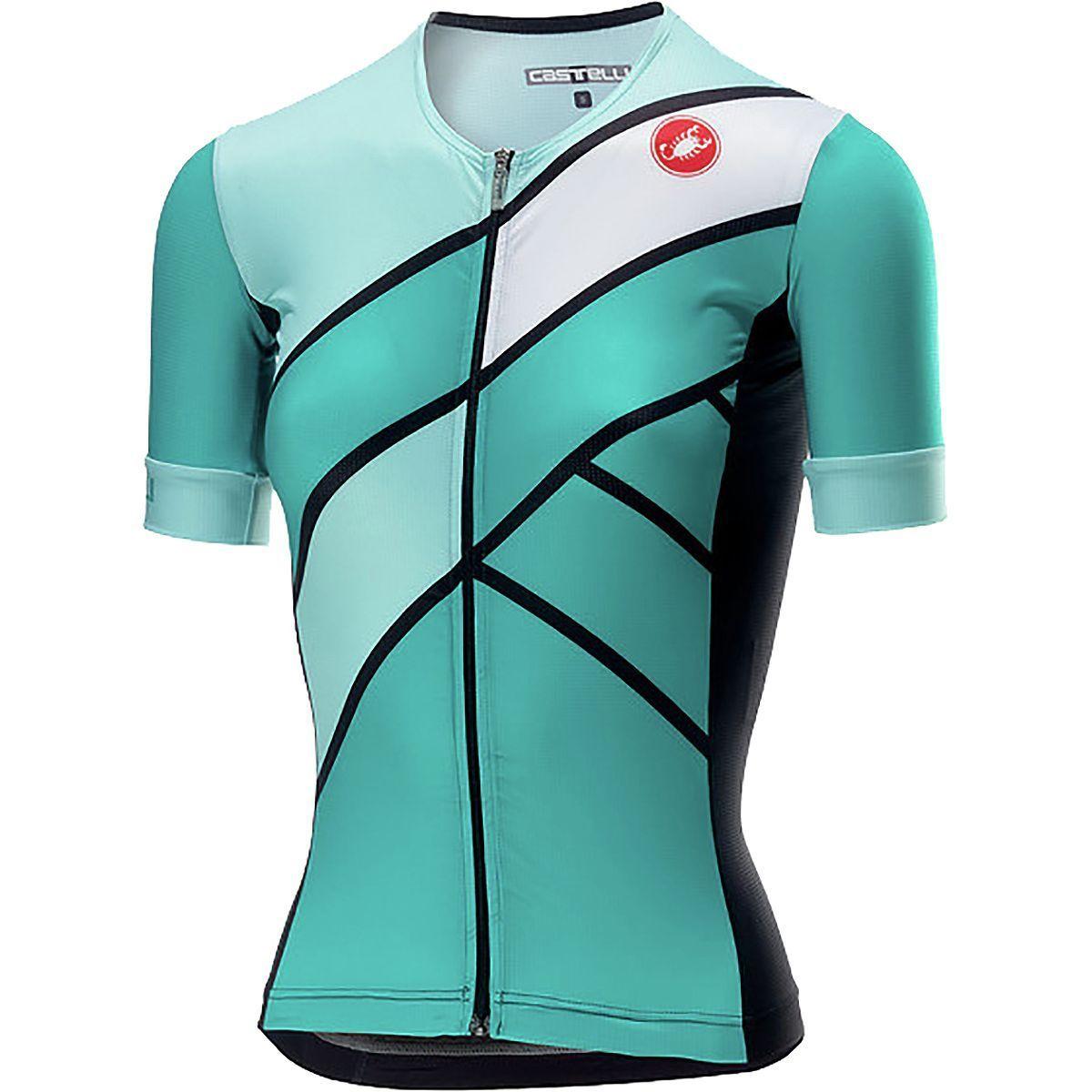 Castelli designed the Women's Free Speed Race Jersey to