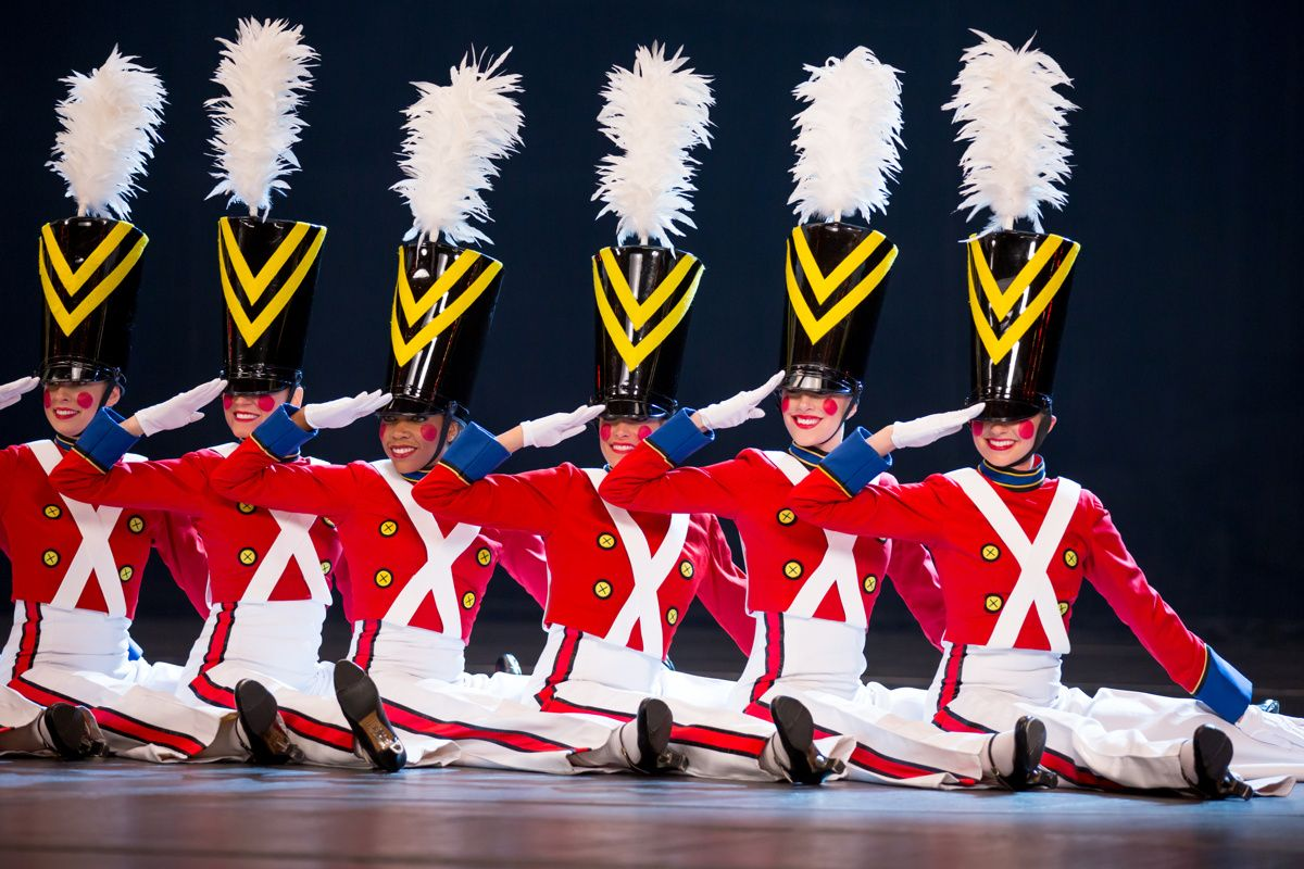 The Radio City Christmas Spectacular | Hottest Broadway Shows in NYC ...