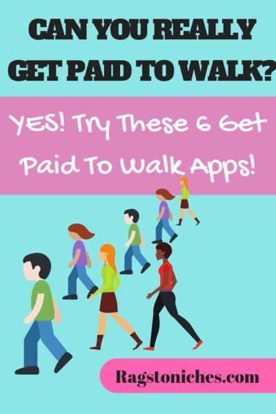 6 Get Paid To Walk Apps, (Can You Really Get Paid To Walk