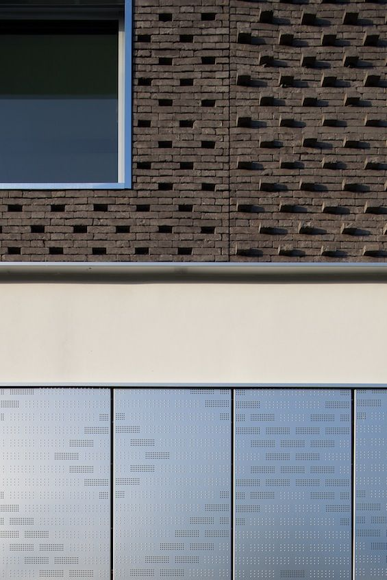 2/3/4/ architecture : Extension de l'IUT de Montreuil