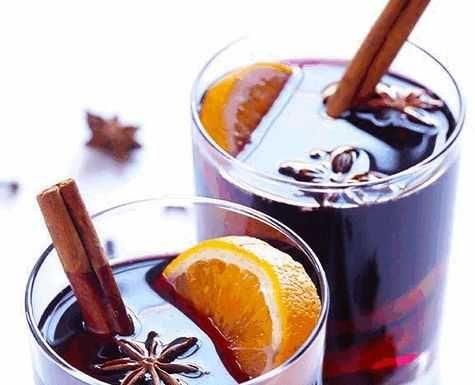 """Το Χριστουγεννιάτικο ποτό της """"Κίρκης"""" Popi Wallick"""