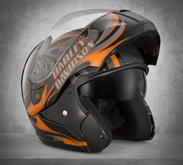 Men's Incinerator Modular Helmet with Shield   Modular ...