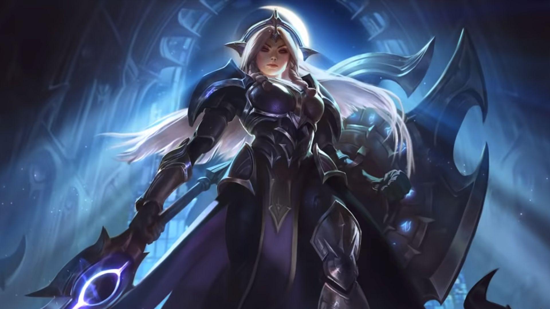 Les skins Eclipse Leona débarquent demain à League of Legends - Un site d'actualité internationale