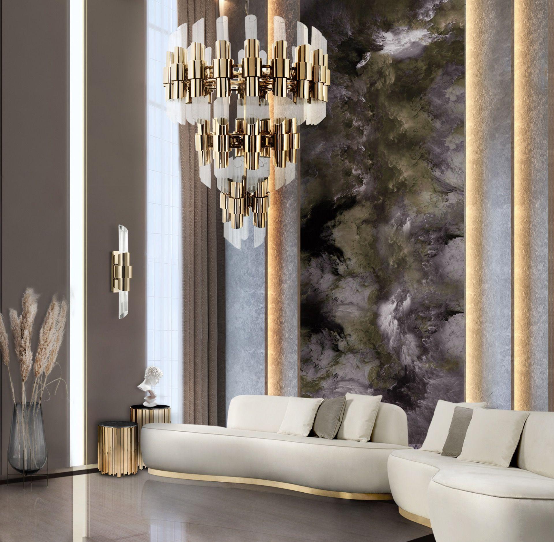 An Interior Design Project Always Needs A Statement Ligh