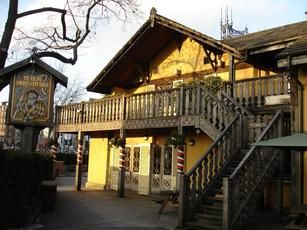 Ye Olde Swiss Cottage A Pub On Finchley Road In London The Swiss Cottage Tube Station They Had Great Cider Swiss Cottage Swiss Cottage London London Pubs