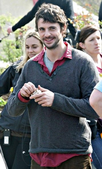 Matthew Goode - from Leap Year. I just LOVE his character..