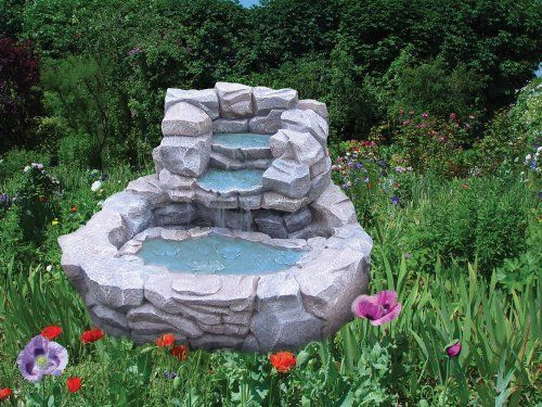 gardenwaterfallplans Special Price at Amazon Click to See