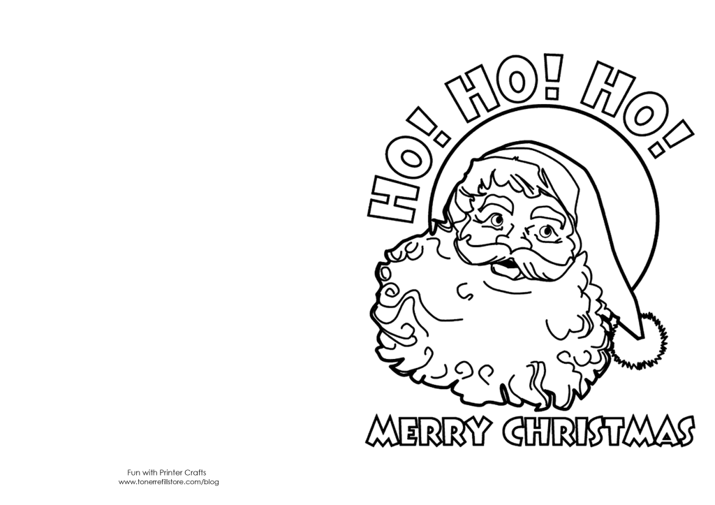 printable christmas cards for kids | Merry Christmas Quotes Wishes ...