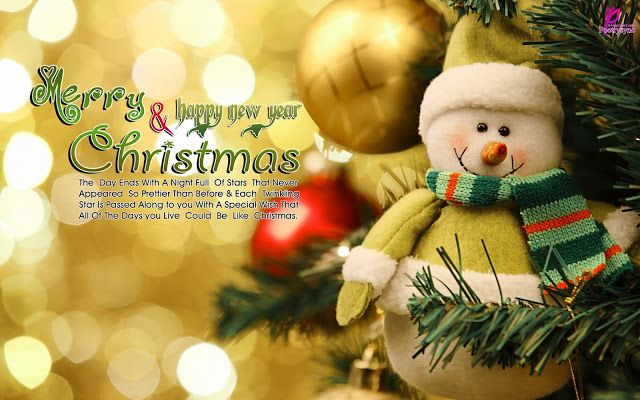 Merry Christmas Quotes Happy Holidays New Year