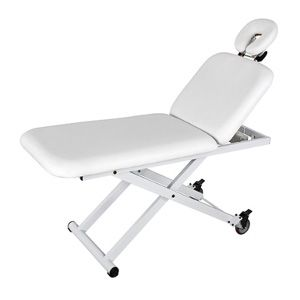 S T Clic Grossiste Esthetique Fournisseur Materiel Esthetique Pour Les Professionnels De La Beaute Cire Bande Massage Table Massage Tables Leather Upholstery