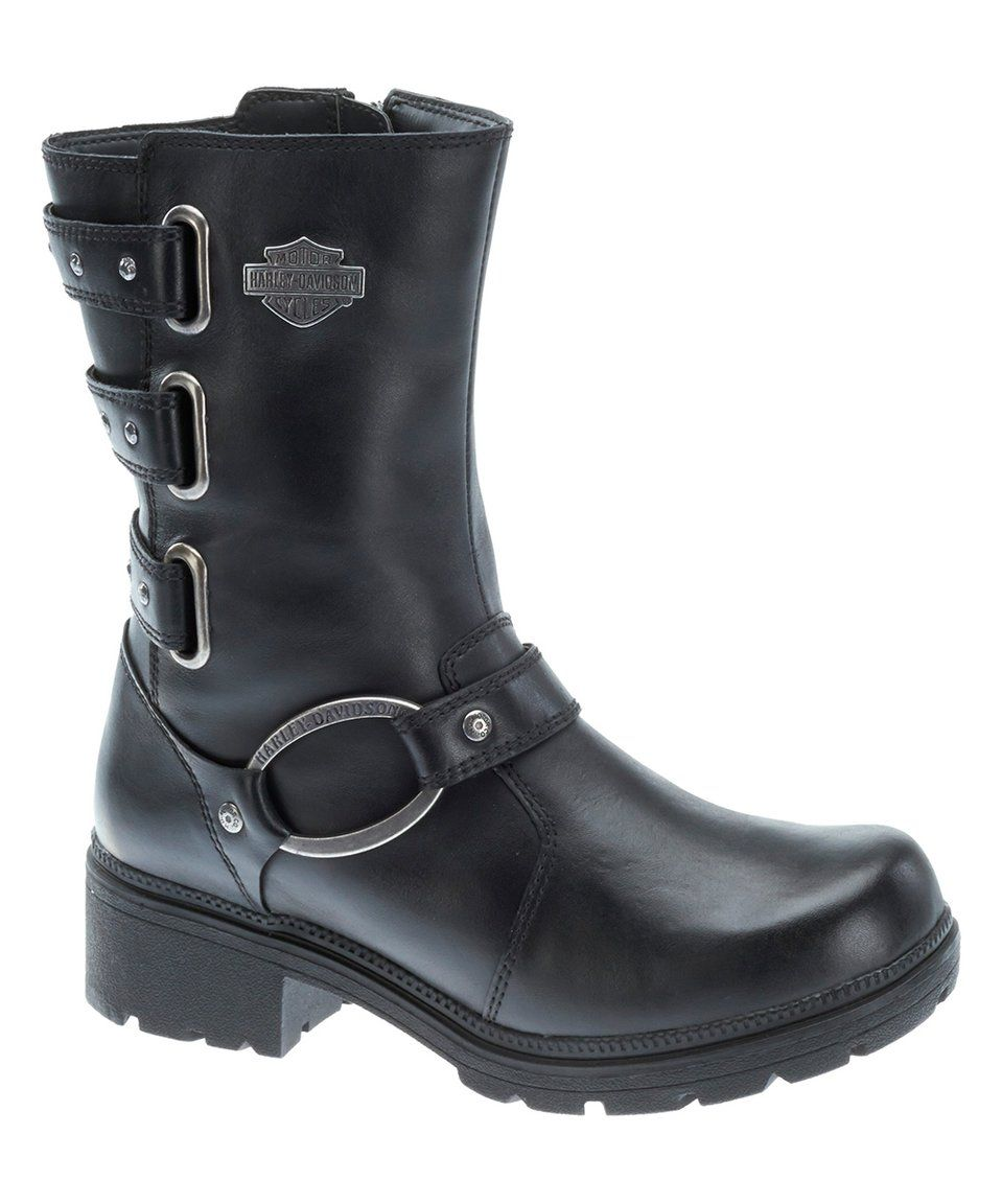 Find this Pin and more on Shoes. Look what I found on Black Bellacruz  Motorcycle Boot - Women by Harley-Davidson Footwear