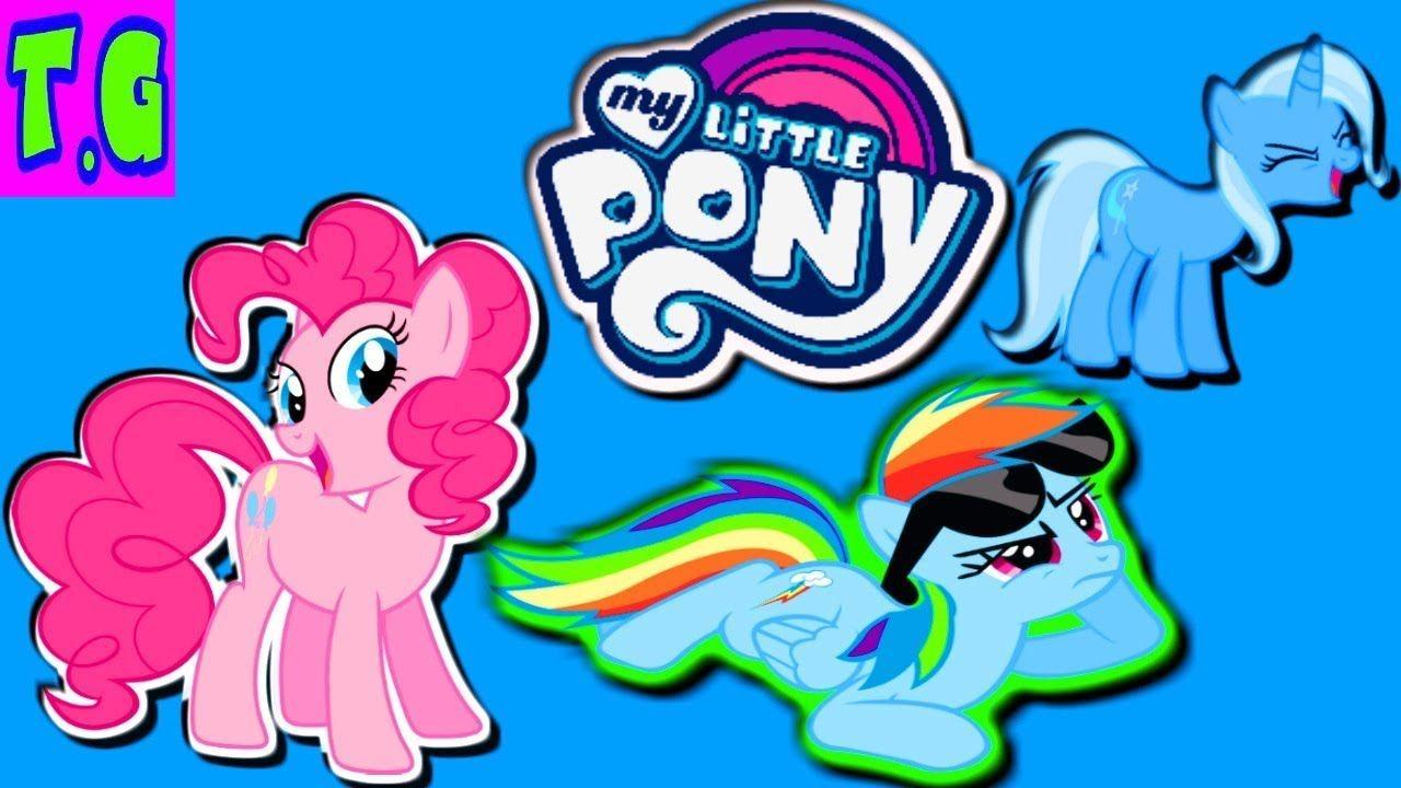 MLP GAMES 2018 | Audrey Pony Daycare,Baby Pony Bath AND Pretty Pony ...