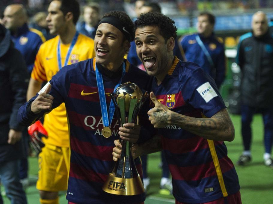 Mundial De Clubes River Barça En Imágenes Bad Boys Neymar Boys Watches