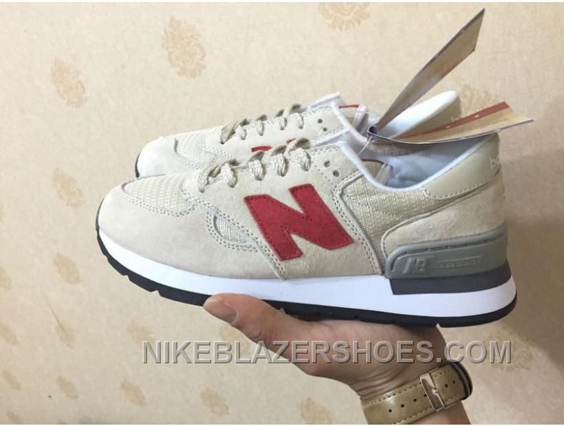 Now Buy New Balance 990 Women Beige Lastest Save Up From Outlet Store at  Pumafenty.