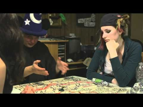 Geeks & Gamers Anonymous (GAGA) preview episode