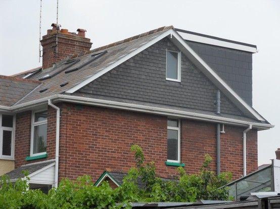 Hip To Gable Loft Conversion By Attic Designs Ltd Gable Roof Design Dormer Loft Conversion Hip Roof