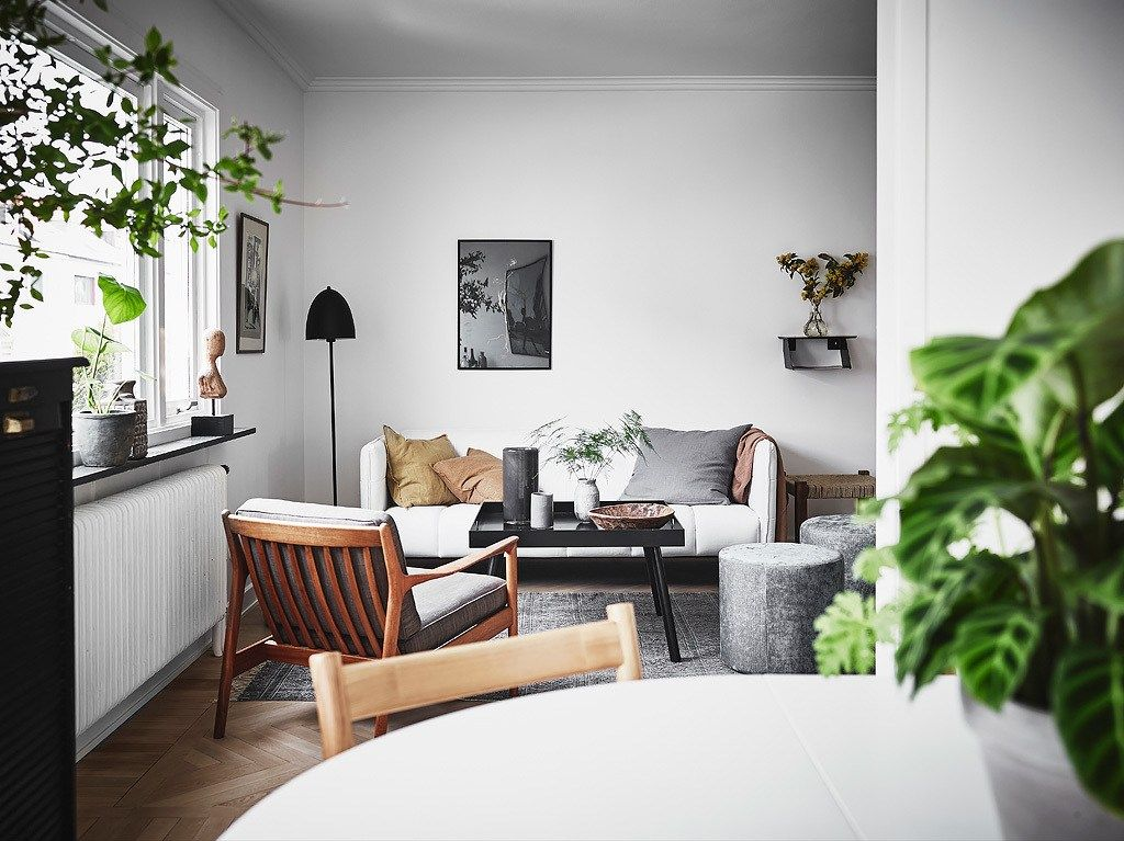 Beautifully styled home - via Coco Lapine Design blog | Interiors ...