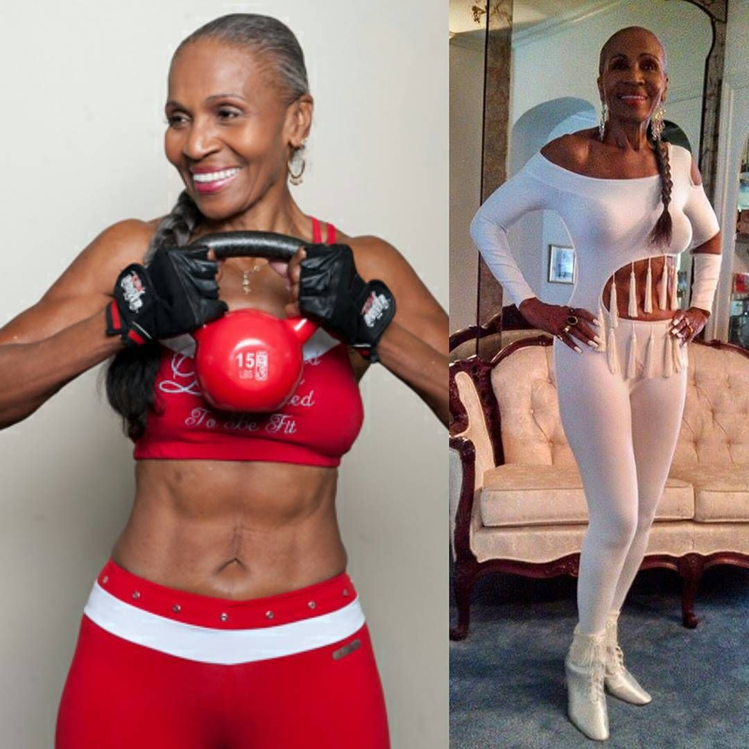 Start Your Day Inspired Meet 79 Year Old Ernestine Shepherd The