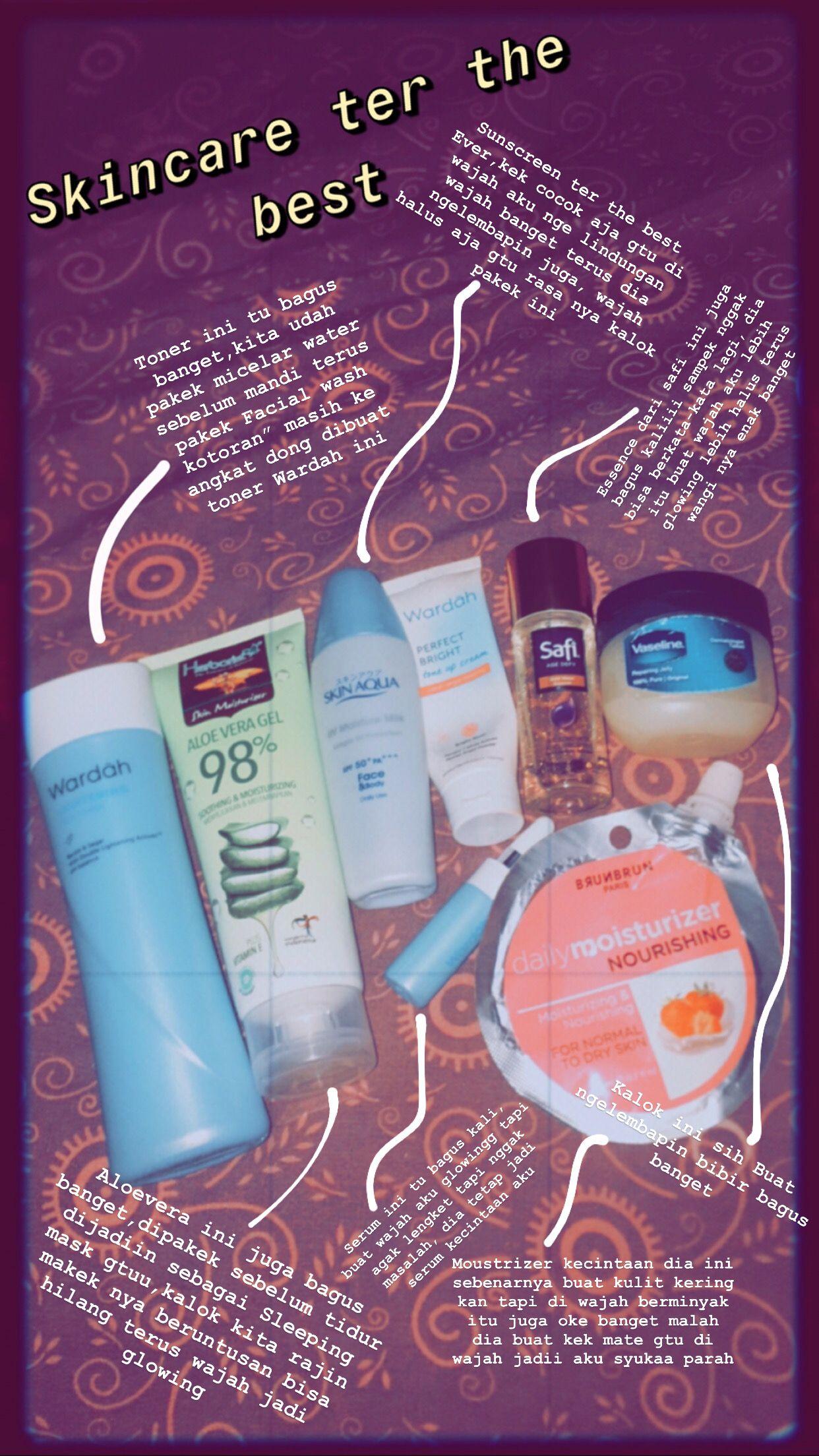 Skincare Safi Untuk Kulit Kering Dan Berjerawat