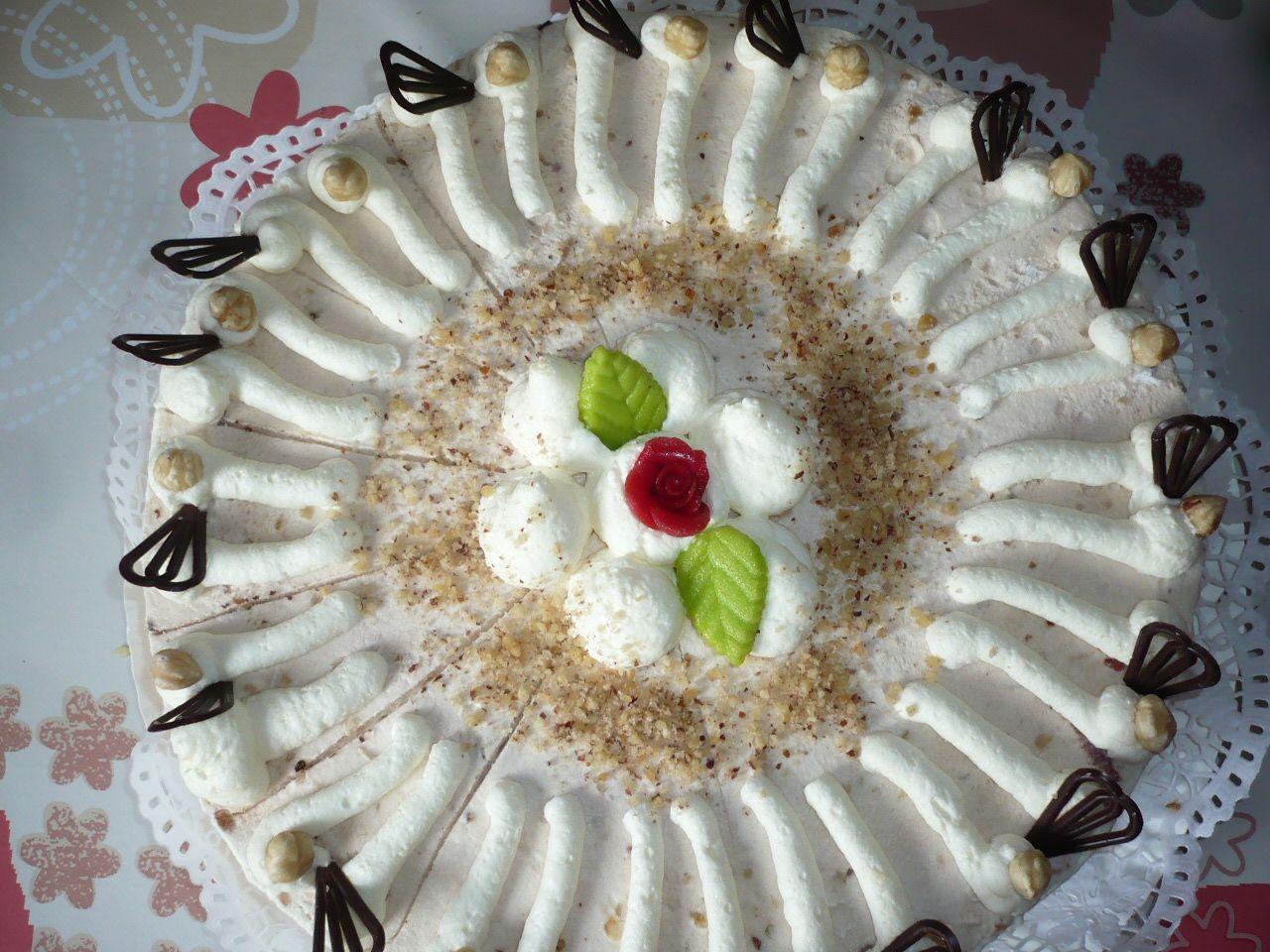 Schöne Torte