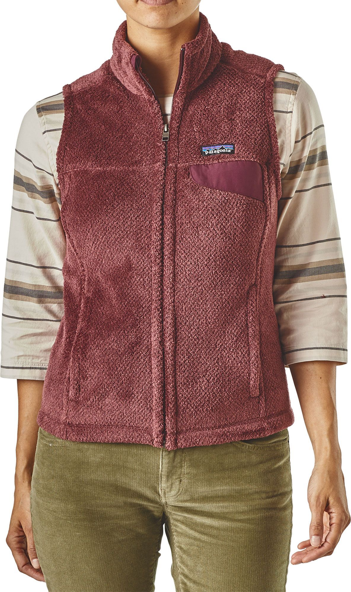 7af3785232c Patagonia Women s Re-Tool Fleece Vest
