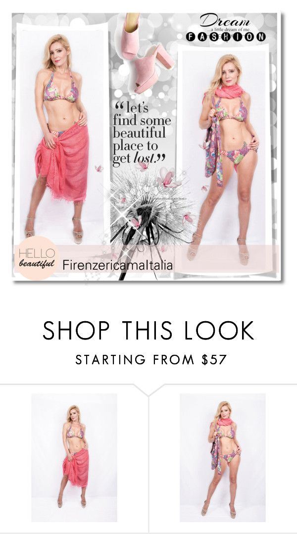 """""""FirenzericamaItalia 6"""" by afrodita2107 ❤ liked on Polyvore featuring Love Quotes Scarves"""