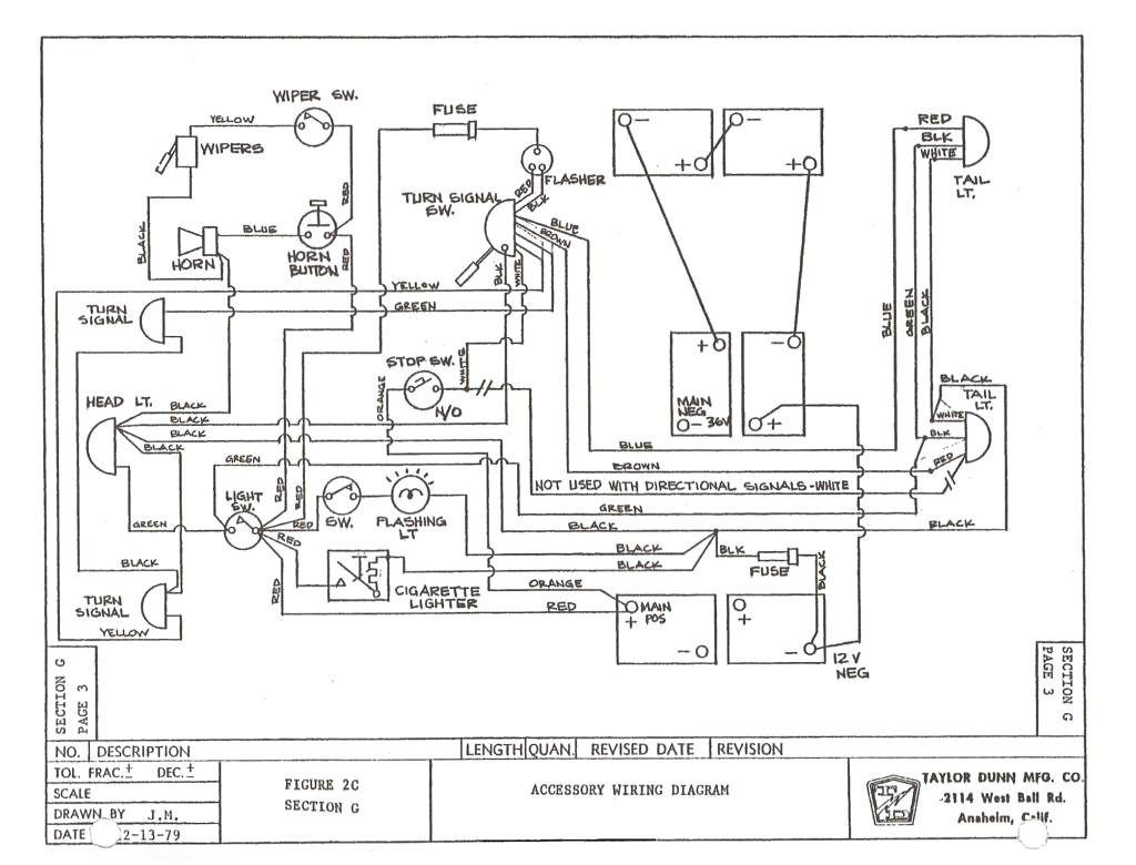 Ez Go Wiring Diagram For Golf Cart To Ezgo Electric