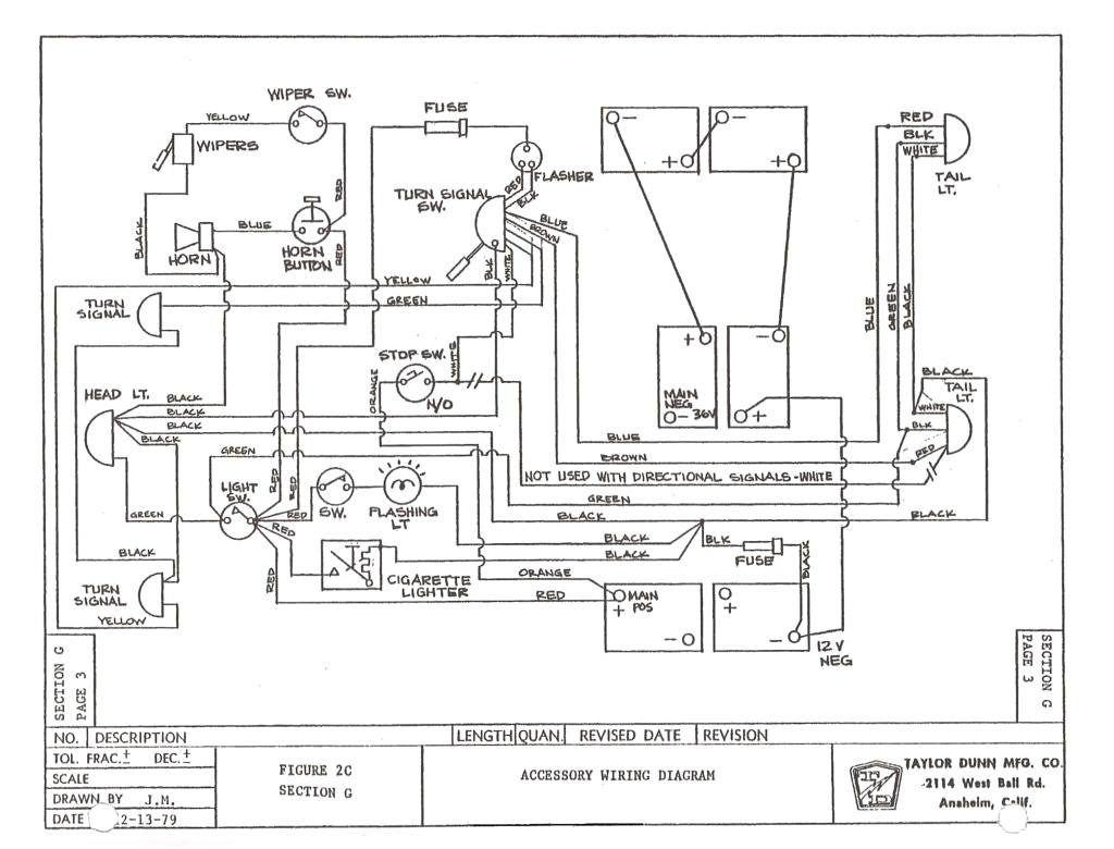 boat trailer light wire diagram