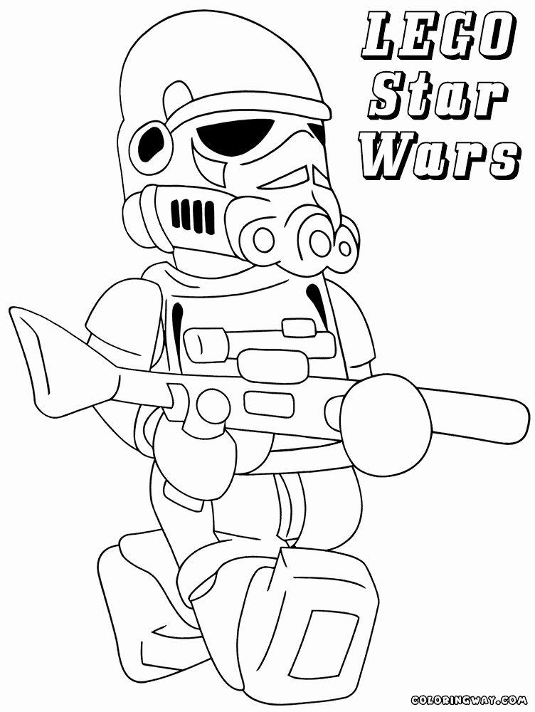 Storm Trooper Coloring Page Unique 42 Stormtrooper ...