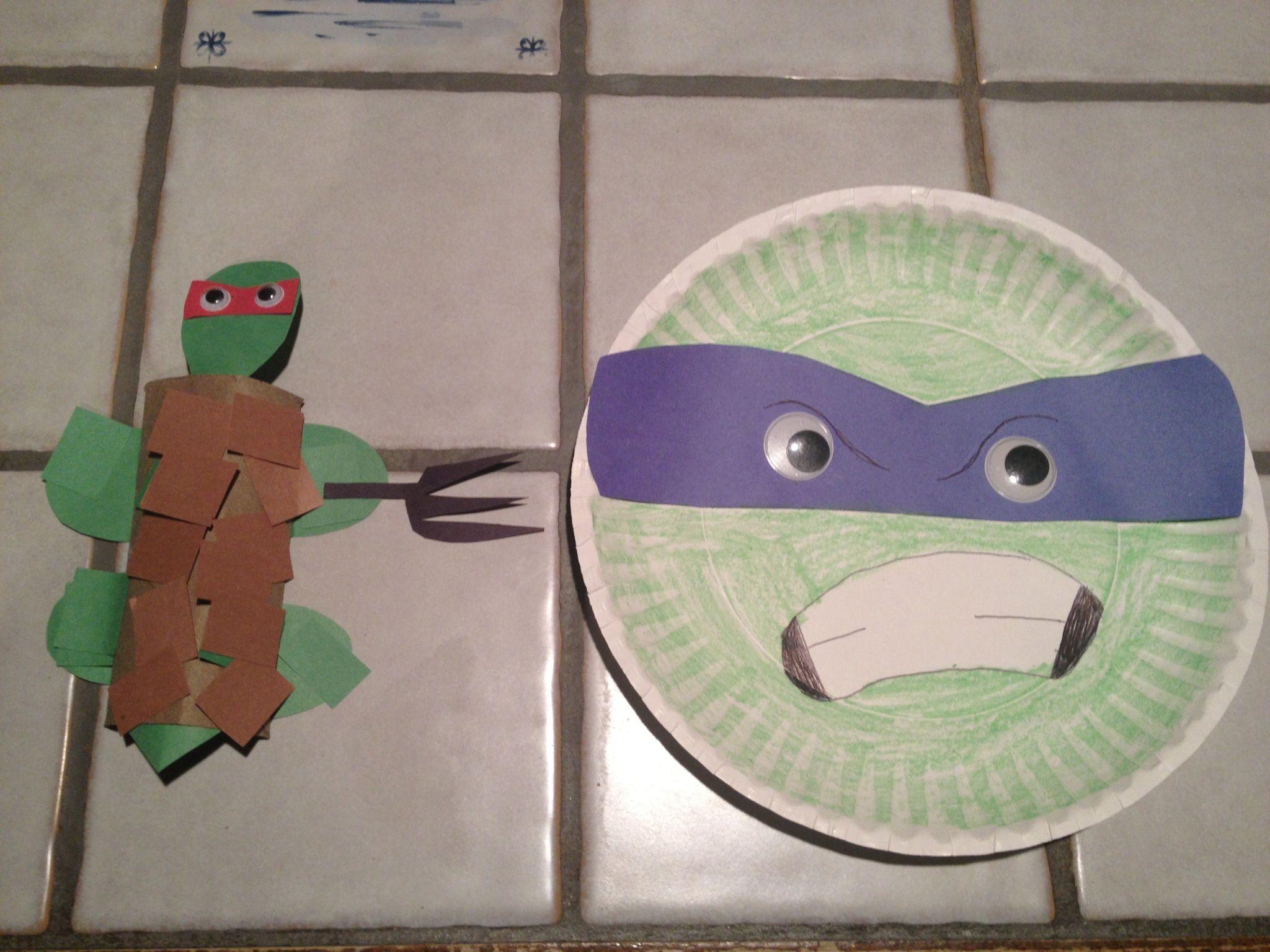 Ninja Turtle Craft Tmnt