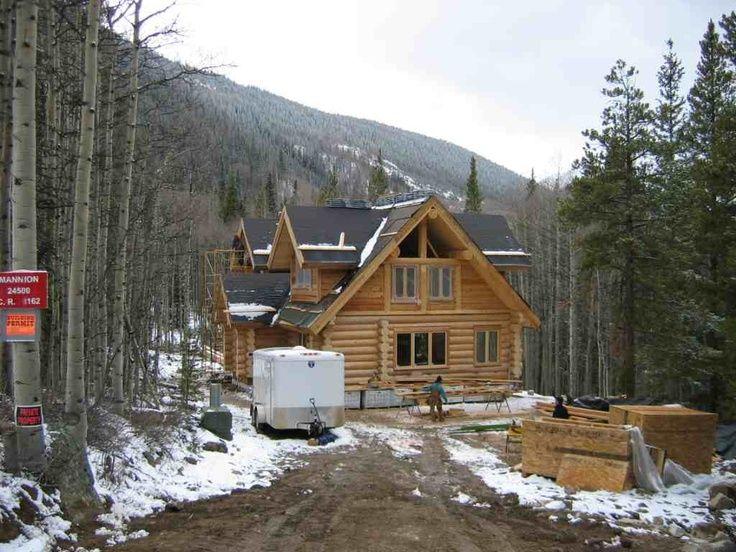 house luxurymountainloghomes - Luxury Mountain Log Home Plans