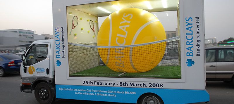 ATP Barclays | Sport & Entertainment Solutions