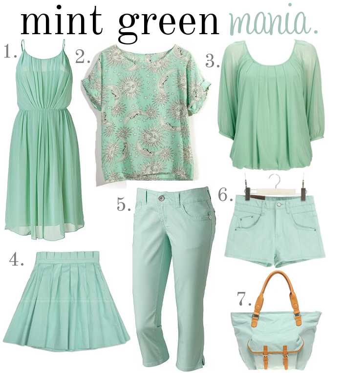 Cute Mint Green Clothes This Screams Spring To Me Mint Fashion Mint Outfit Mint Green Outfits,Contemporary House Colors Interior
