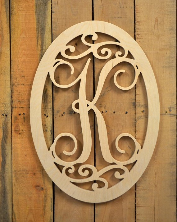 Nursery Wall Letters Hanging