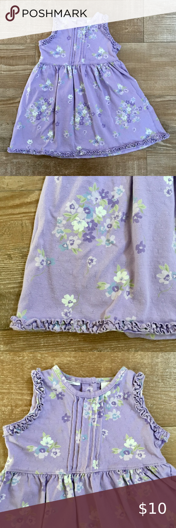 Sold 4t Purple Floral Ruffled Spring Dress In 2020 Dresses Spring Dress Clothes Design [ 1740 x 580 Pixel ]