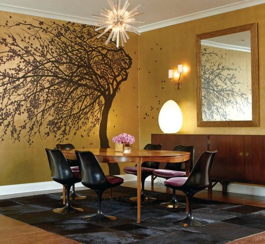 Best 25 Gold Walls Ideas On Pinterest Parkland