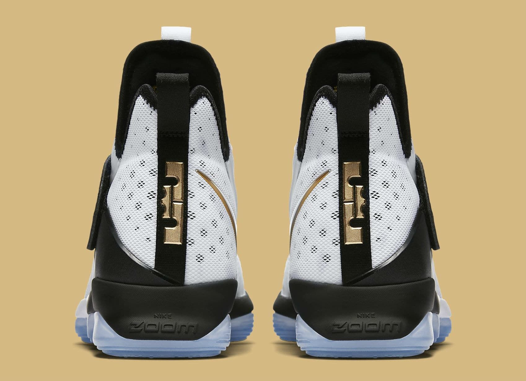 new product d31a8 6e504 Nike LeBron 14 - Ankle Support - Nike LeBron 14 Performance Review   Sole  Collector Lebron