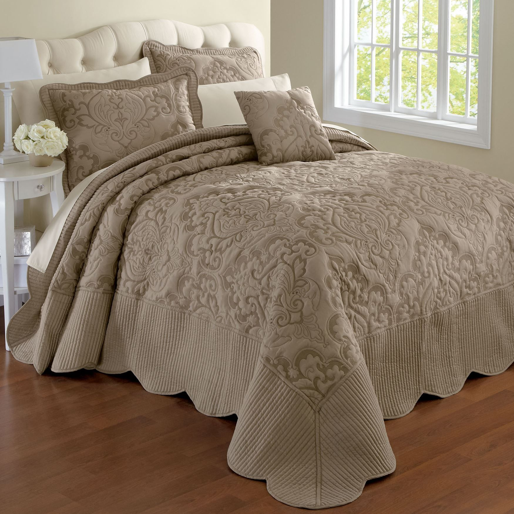 Amelia Oversized Bedspread More Bedspreads Bed Spreads Home Bed