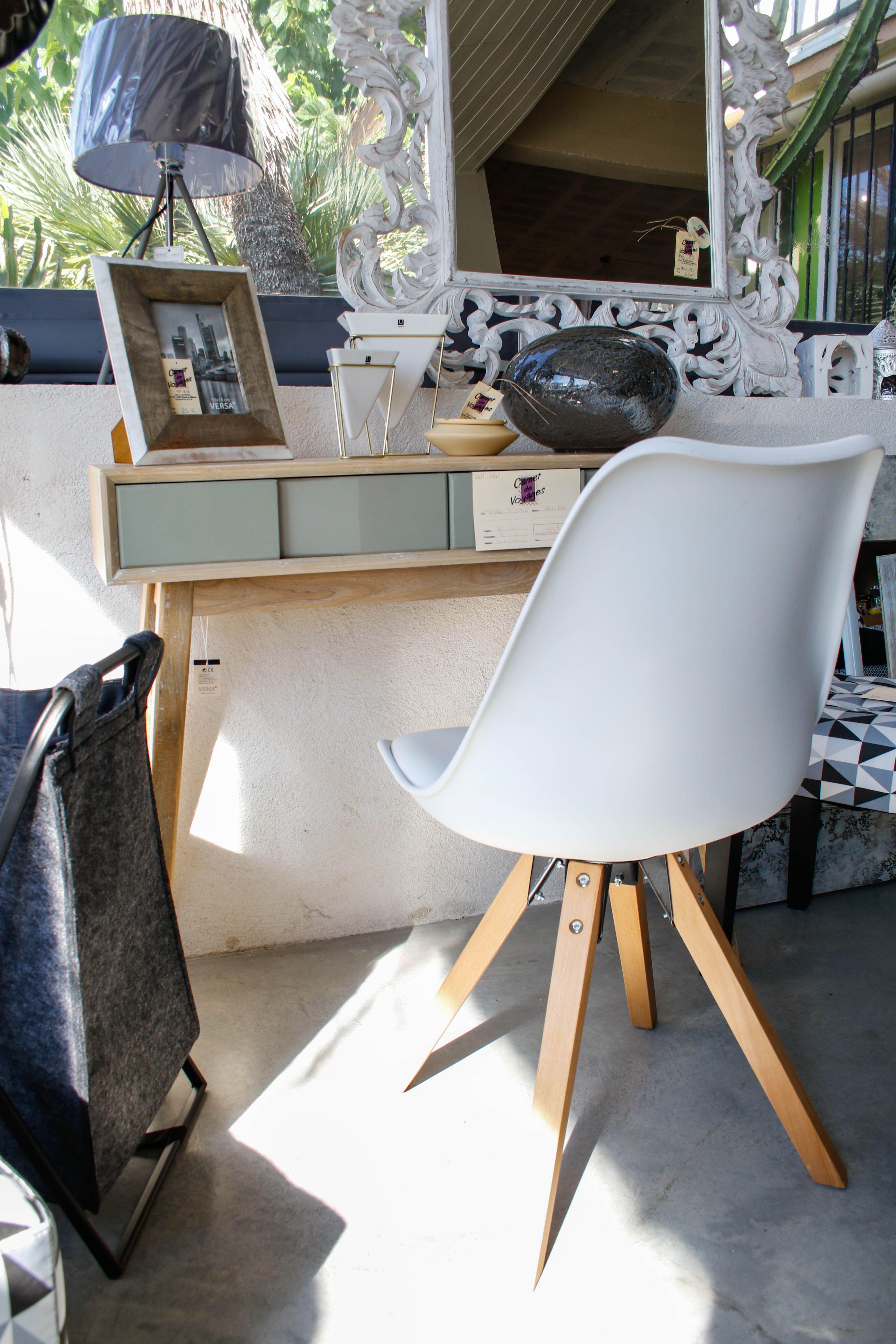Chaise Design Bleu Dco Diverses Dcoration