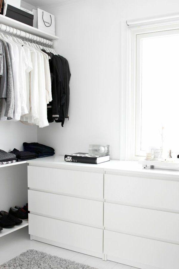 wie k nnen sie einen begehbaren kleiderschrank selber bauen in 2018 ideen rund ums haus. Black Bedroom Furniture Sets. Home Design Ideas