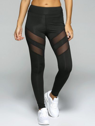 2b6e171395ace SHARE & Get it FREE | See-Through Tight Sport LeggingsFor Fashion Lovers  only:80,000+ Items • New Arrivals Daily Join Zaful: Get YOUR $50 NOW!
