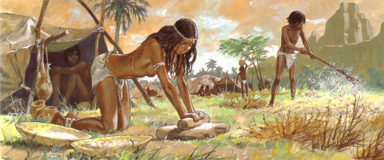 порно в каменном веке художественный стиль воспитатель врывался