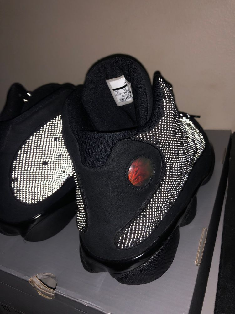 air jordan retro 13 black cat  fashion  clothing  shoes  accessories   mensshoes  athleticshoes (ebay link) af1356ee3