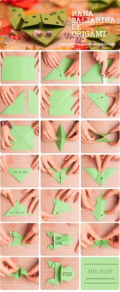 Pin On Origamis Con Papel
