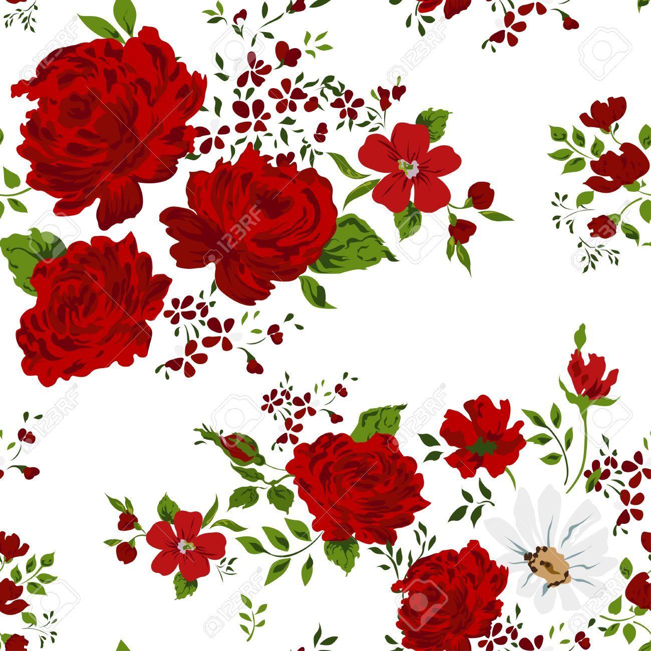 Resultado De Imagen Para Rosas Rojas Vintage Rosas Rosas Rojas Flores
