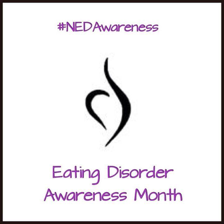 February Is Nedawareness Month Neda Symbol Pinterest February
