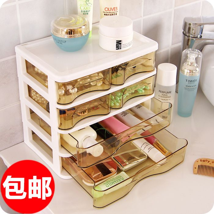 2017 New Arrival Storage Box Organizer Organizador Drawer Cosmetic