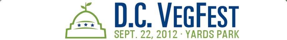 Come meet PCRM on Sept. 22 ad the D.C. VegFest.  Washington, DC. http://dcvegfest.com/
